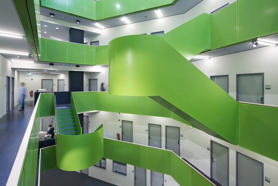 Universität Siegen - Treppenhaus