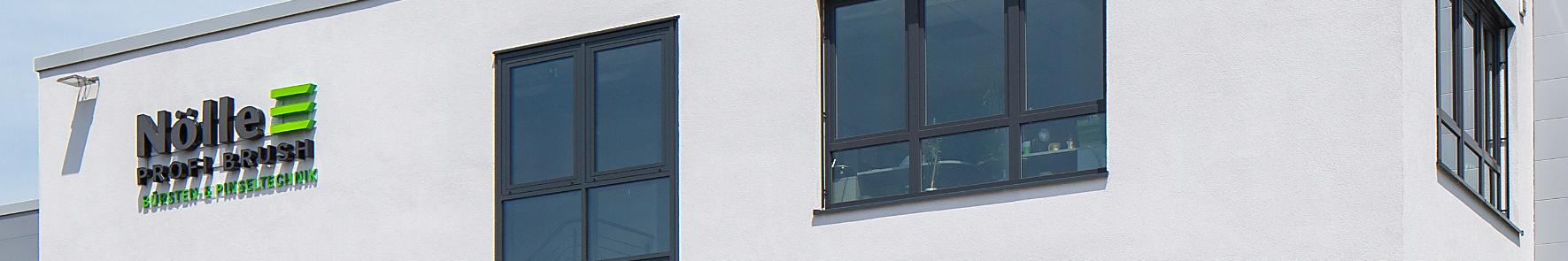 Nölle Profi Brush Wuppertal-Außenansicht