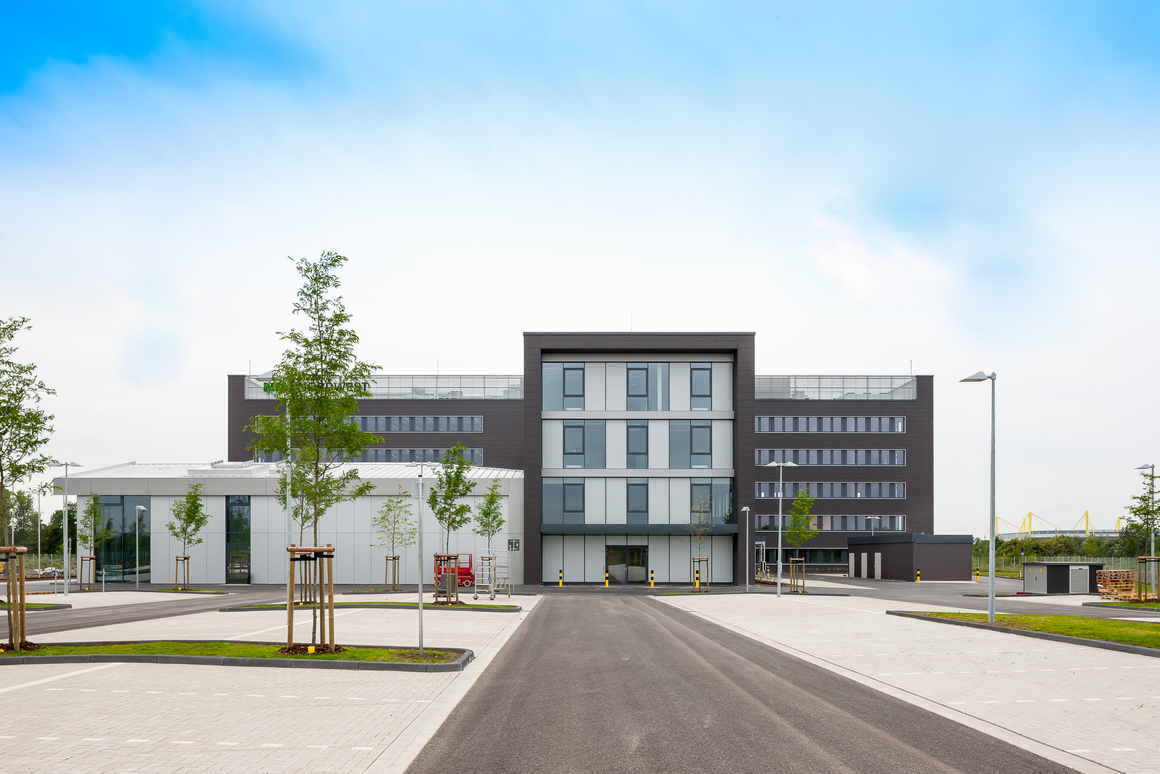 NordWest Dortmund - Außenansicht