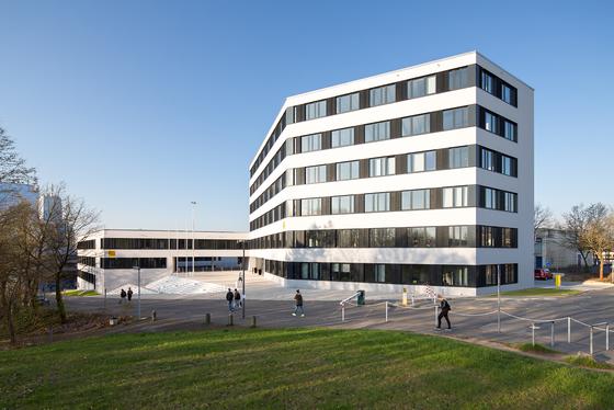 Universität Siegen - Frontansicht
