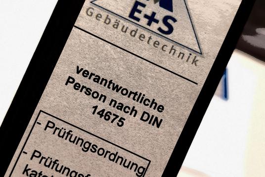 Zertifizierung nach DIN 14675
