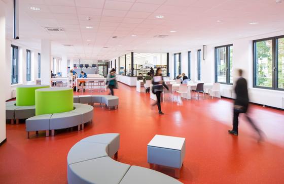 Ruhr Universität Bochum-Innenansicht